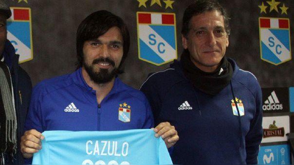 Jorge Cazulo y Mario Salas lograron el título nacional de 2018