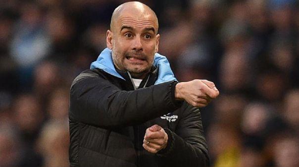 Pep Guardiola pelea por su Manchester City: