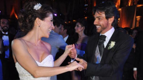 Alessandra Rosaldo envía mensaje de aniversario a Eugenio Derbez.