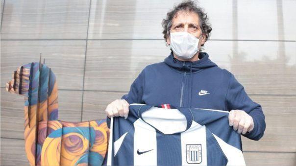 Mario Salas recibió el alta tras dar positivo a COVID-19 a su llegada a Lima