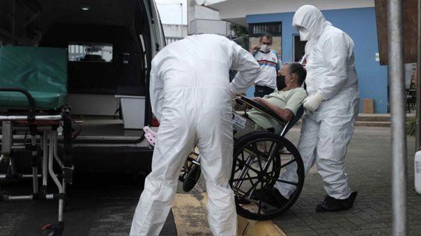 Coronavirus | Personal de salud en Costa Rica