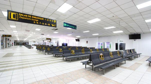 Aeropuerto Alejandro Velasco Astete de Cusco.