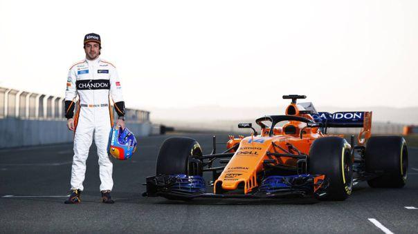Fernando Alonso fue campeón de la Fórmula 1 en 2005 y 2006
