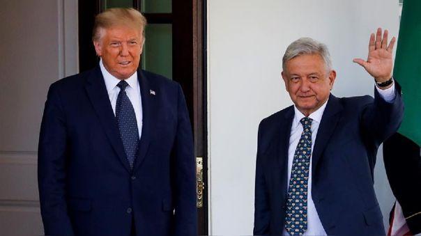 Trump - López Obrador
