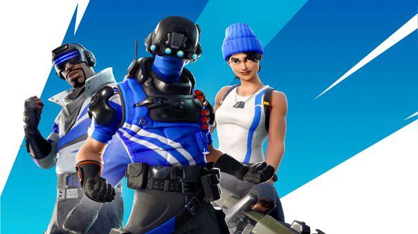 PlayStation x Fortnite