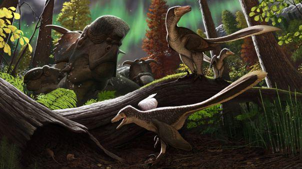 Dromaeosaurios