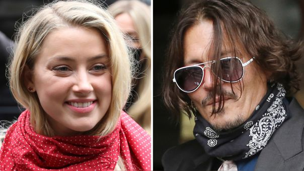 Johnny Depp denunció por difamación al tabloide británico The Sun.