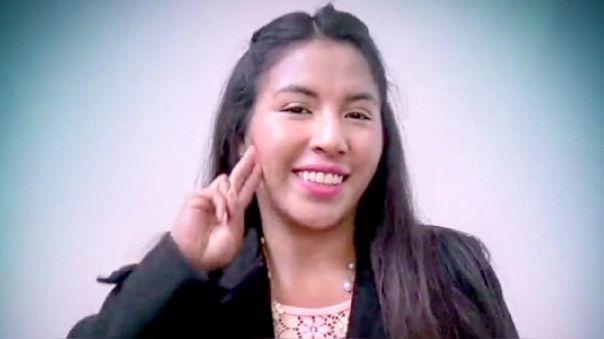 Fiorella Peña, la comunicadora cusqueña que traduce información sobre COVID-19 a lengua de señas