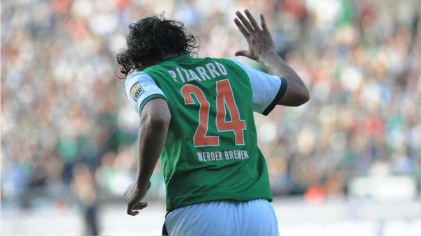 En 2010, Claudio Pizarro se convirtió en el máximo goleador extranjero de la Bundesliga