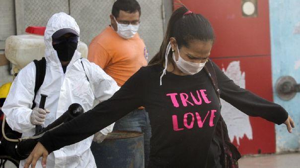 VENEZUELA-HEALTH-VIRUS-MARACAIBO
