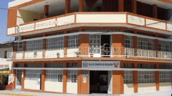 Municipalidad de Jaén