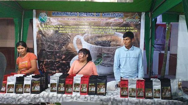 Exportación de café cayo en un 90%