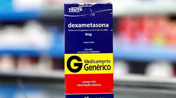La dexametasona es un esteroide de bajo coste y de fácil acceso en todo el mundo.