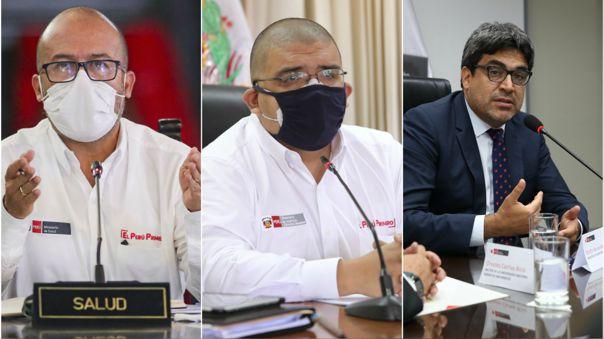 Frente Amplio destacó interpelación de ministros.