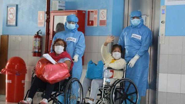 Ministerio de Salud informó sobre la cifra de peruanos recuperados de la COVID-19.