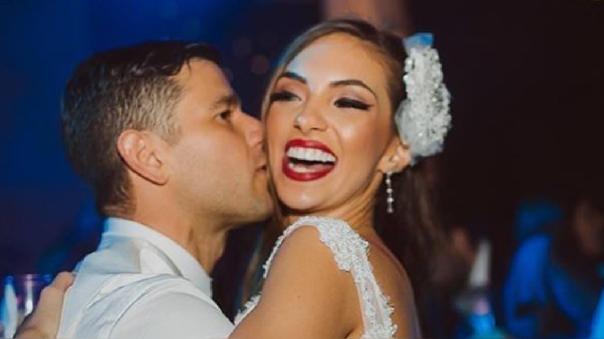 Yaco Eskenazi y Natalie Vértiz cumplen 5 años de casados.