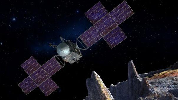 El lanzamiento de la estación está programado para agosto de 2022, y debería llegar al asteroide a principios de 2026.