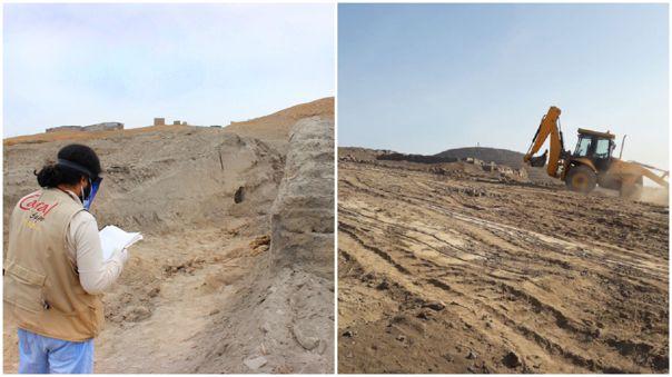 Sitio arqueológico Cerro Centinela