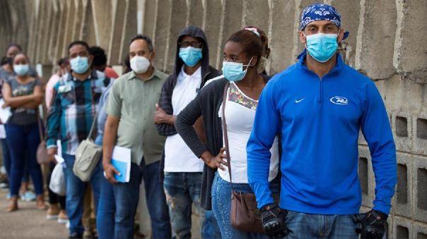 América se mantiene como el continente más golpeado por la pandemia, con 6,66 millones de casos.