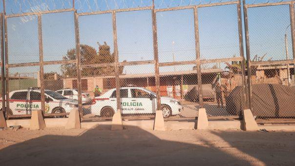 Internos del penal de Pucchun son monitoreados por personal de salud.