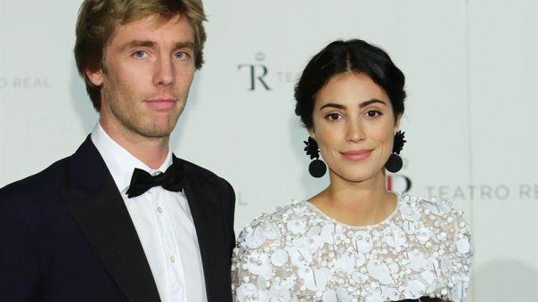Alessandra de Osma y Christian de Hannover