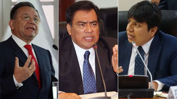Titular del Ministerio Público presentó denuncias.