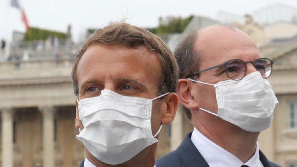 El presidente francés admitió que tienen