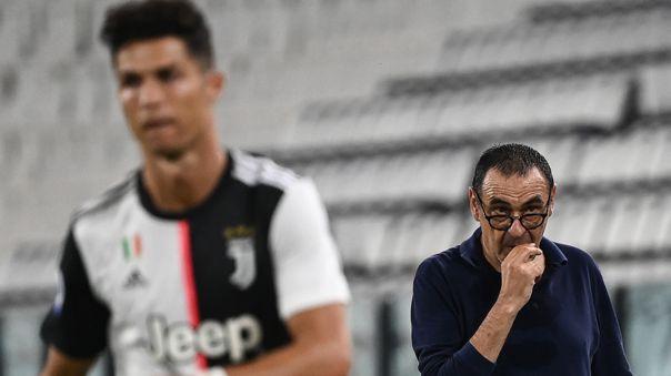 Juventus es el líder de la Serie A 2019-20