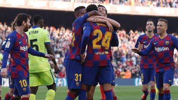 Barcelona pretende el fichaje de Lautaro Martínez para la temporada 2020-21