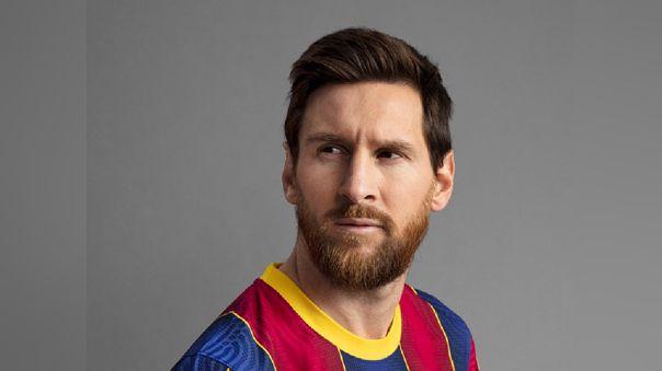 Camiseta de Barcelona para la temporada 2020-21