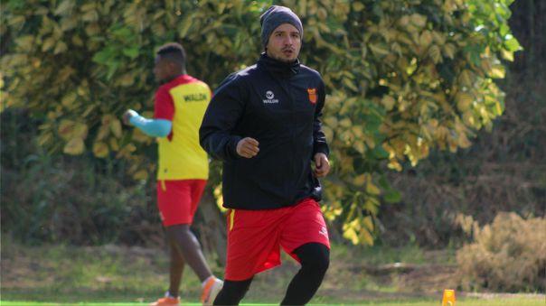 Reimond Manco fichó por Atlético Grau en junio pasado