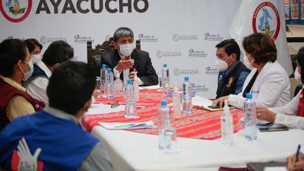 Gobernador Ayacucho