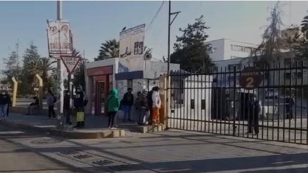 Piden confinamiento total para la población de Arequipa.