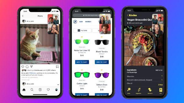 Ya puedes compartir la pantalla de tu teléfono con tus contactos en Messenger