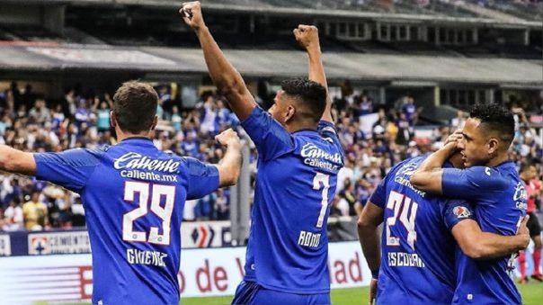 Cruz Azul ya está en la final de la Copa GNP de México