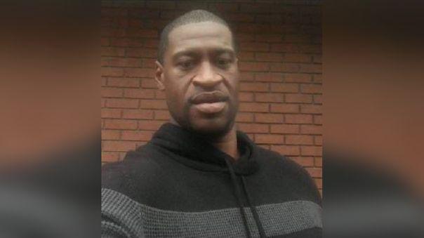 George Floyd, un afroamericano de 46 años, iba desarmado cuando fue detenido.
