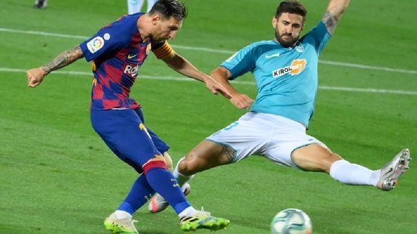 Barcelona vs. Osasuna