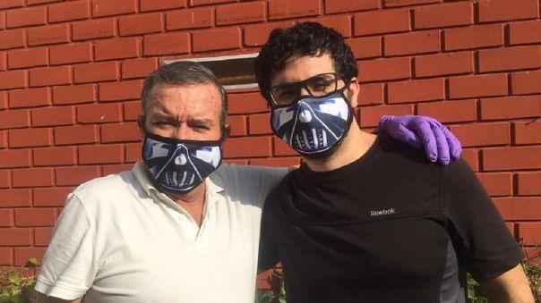 Fernando Rodríguez, el emprendedor que fabricó válvulas gratuitas para respiradores durante la emergencia