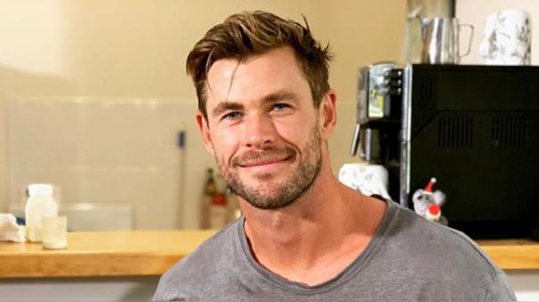 Chris Hemsworth envió mensaje al niño que defendió a su hermana.