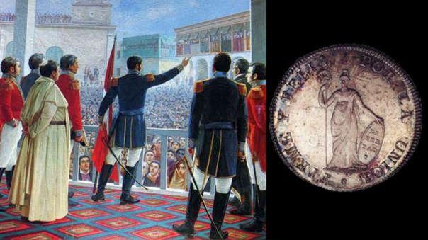 Momentos que enmarcaron las celebraciones de la Independencia del Perú