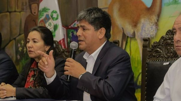 Gobernador regional