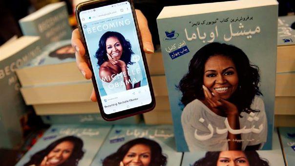 La exprimera dama de Estados Unidos Michelle Obama estrenará su propio podcast.