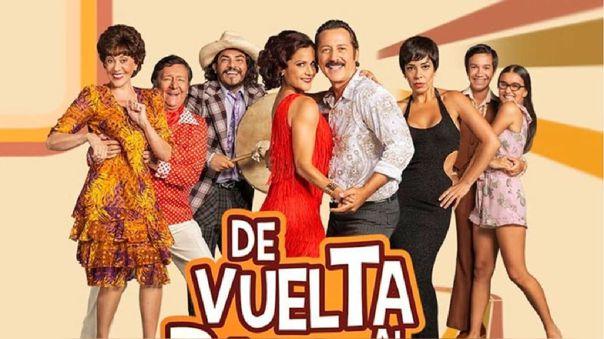 De Vuelta Al Barrio Personajes