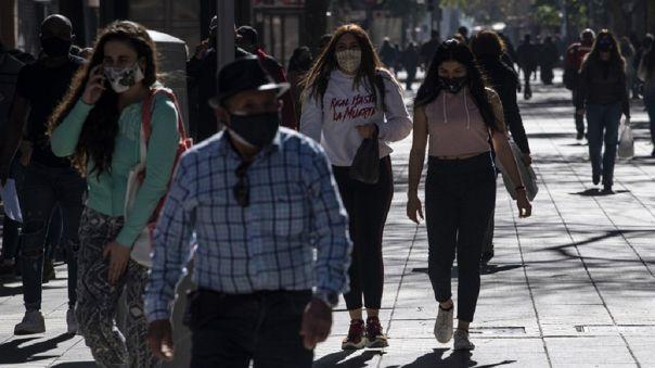 CHILE-HEALTH-VIRUS