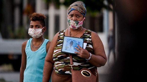 Con una población de 11,2 millones de habitantes, la nación caribeña acumulaba hasta la fecha un total de 2 446 contagios.
