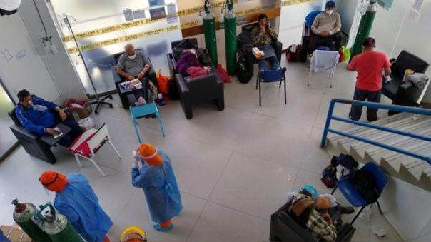 Crítica situación en la región Huánuco. Médicos se sienten abandonados por las autoridades.