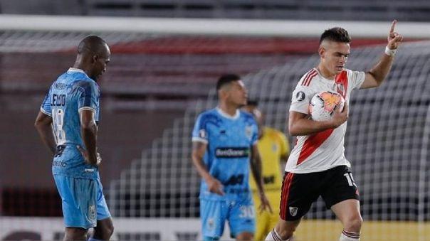 En su última presentación en Copa Libertadores, Binacional cayó 8-0 ante River Plate
