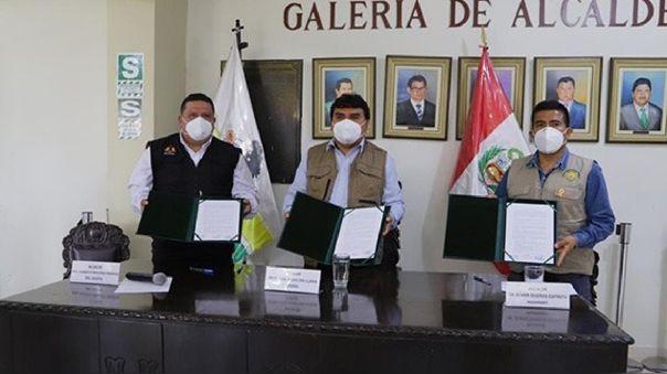 alcaldes provinciales