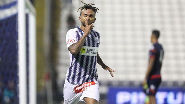 Joazhiño Arroé retornó a Alianza Lima en 2019