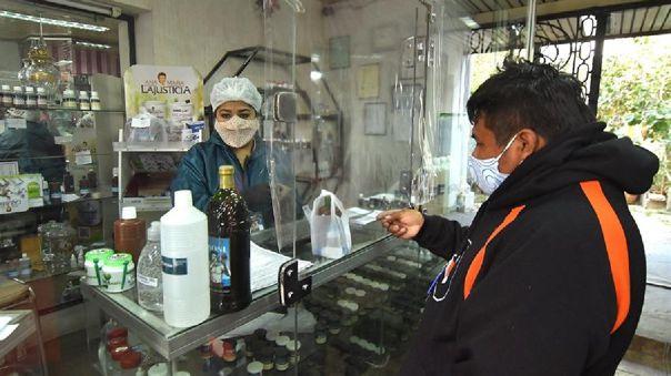 Bolivia ha reportado en los últimos días sus mayores cifras de contagio por día por COVID-19, con 2 151 fallecidos y 59 582 contagios.